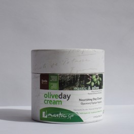 Крем для лица Olive Day Cream, Mastic Spa, 50 мл.