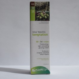 Крем для лица New Mastic Temptation B.B. 3 in 1, Mastic Spa, 50 мл.