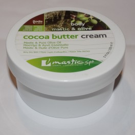 Крем для тела Cocoa Butter Cream Olive Oil, Mastic Spa, 150 мл.